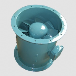 CZT Series Marine Low noise Axial Flow Fan