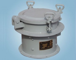 CWZ(CXZ,CXA) Series Marine small sized axial fan